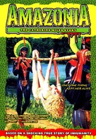 Amazonia: The Catherine Miles Story - DVD cover (xs thumbnail)