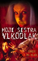 Ginger Snaps - Czech VHS movie cover (xs thumbnail)