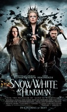 Snow White and the Huntsman - Malaysian Movie Poster (xs thumbnail)