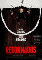 The Returned - Spanish Movie Poster (xs thumbnail)