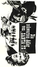 Schwarzen Adler von Santa Fe, Die - German Logo (xs thumbnail)