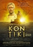 Kon-Tiki - German Movie Poster (xs thumbnail)