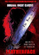 Leatherface: Texas Chainsaw Massacre III - DVD movie cover (xs thumbnail)