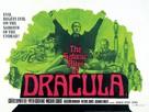 The Satanic Rites of Dracula - British Movie Poster (xs thumbnail)