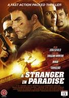 A Stranger in Paradise - Danish DVD movie cover (xs thumbnail)
