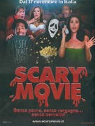 Scary Movie - Italian Movie Poster (xs thumbnail)