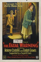 The Fatal Warning - Movie Poster (xs thumbnail)
