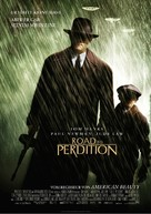 Road to Perdition - German Movie Poster (xs thumbnail)