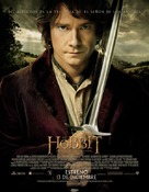 The Hobbit: An Unexpected Journey - Argentinian Movie Poster (xs thumbnail)