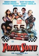 The Cannonball Run - Turkish Movie Poster (xs thumbnail)
