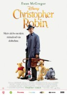Christopher Robin - Slovak Movie Poster (xs thumbnail)