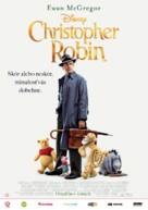 Christopher Robin - Slovak Movie Poster (xs thumbnail)