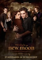 The Twilight Saga: New Moon - Dutch Movie Poster (xs thumbnail)