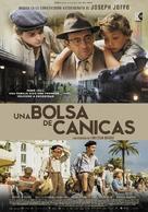 Un sac de billes - Spanish Movie Poster (xs thumbnail)