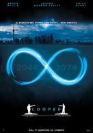 Looper - Italian Movie Poster (xs thumbnail)