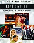 Crash - Blu-Ray movie cover (xs thumbnail)