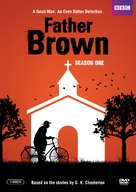 """""""Father Brown"""" - British DVD movie cover (xs thumbnail)"""