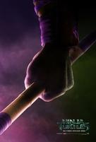 Teenage Mutant Ninja Turtles - Spanish Movie Poster (xs thumbnail)