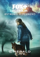 Emerald City - Argentinian Movie Poster (xs thumbnail)