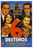 Tales of Manhattan - Spanish Movie Poster (xs thumbnail)