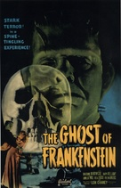 The Ghost of Frankenstein - Re-release poster (xs thumbnail)
