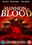 Mansion of Blood - British Movie Cover (xs thumbnail)