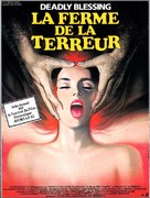 Deadly Blessing - French Movie Poster (xs thumbnail)