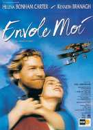 The Theory of Flight - French poster (xs thumbnail)