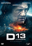 Diamant 13 - German Movie Cover (xs thumbnail)