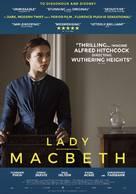 Lady Macbeth - British Movie Poster (xs thumbnail)