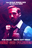Only God Forgives - British Movie Poster (xs thumbnail)