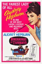 Breakfast at Tiffany's - Re-release poster (xs thumbnail)