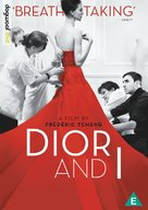 Dior and I - British DVD movie cover (xs thumbnail)