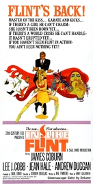 In Like Flint - Movie Poster (xs thumbnail)