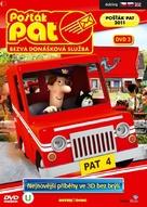 """""""Postman Pat"""" - Czech DVD movie cover (xs thumbnail)"""