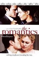The Romantics - Canadian DVD cover (xs thumbnail)