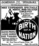 The Birth of a Nation - Canadian poster (xs thumbnail)