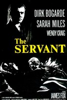 The Servant - British Movie Poster (xs thumbnail)