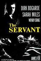 The Servant - British Movie Poster (xs thumbnail)