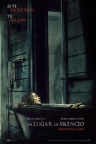 A Quiet Place - Chilean Movie Poster (xs thumbnail)