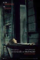 A Quiet Place - Chilean Movie Poster (xs thumbnail)