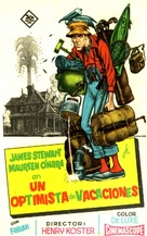 Mr. Hobbs Takes a Vacation - Spanish Movie Poster (xs thumbnail)