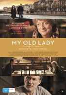 My Old Lady - Australian Movie Poster (xs thumbnail)