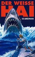 Jaws: The Revenge - German VHS movie cover (xs thumbnail)
