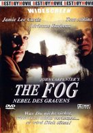 The Fog - German Movie Cover (xs thumbnail)