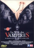 Nattens engel - French DVD movie cover (xs thumbnail)