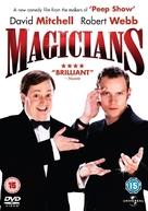 Magicians - British poster (xs thumbnail)