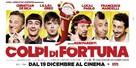 Colpi di Fortuna - Italian Movie Poster (xs thumbnail)