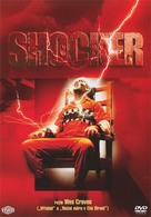 Shocker - Czech DVD movie cover (xs thumbnail)