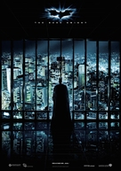 The Dark Knight - Norwegian Movie Poster (xs thumbnail)